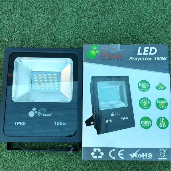 REFLECTOR LED100W AC85-265V-SMD IP65-OSLER