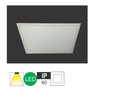 Luminaria Panel Leds Troll Josfel Luz Y Color