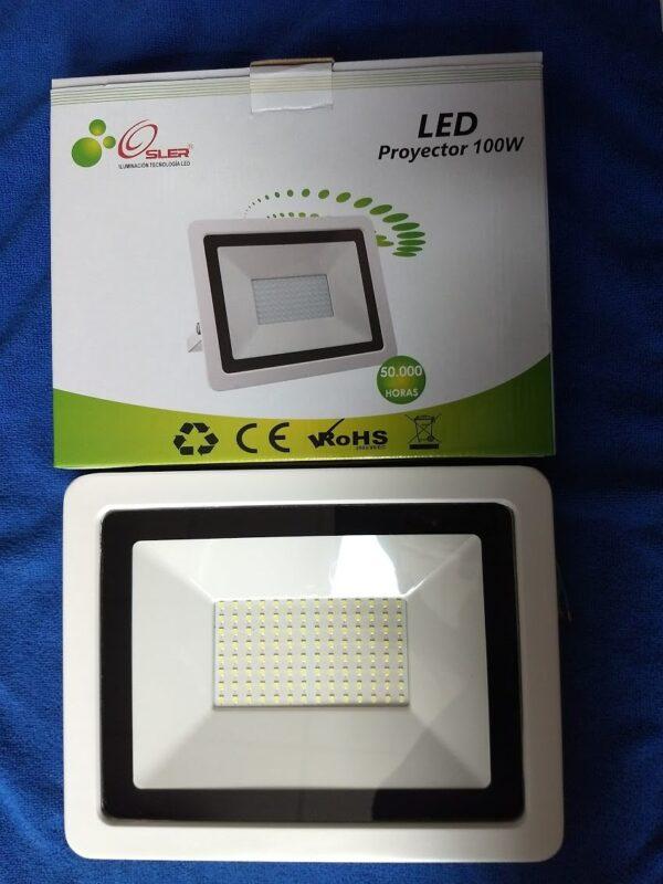 LED REFLECTOR ULTRA AF13 -100W AC85-265V 6500K OSLER